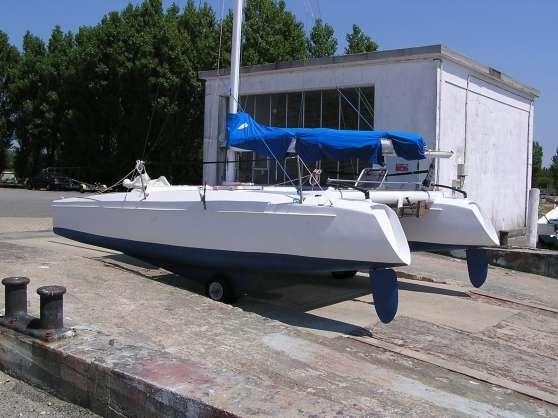 catamaran croisière côtière