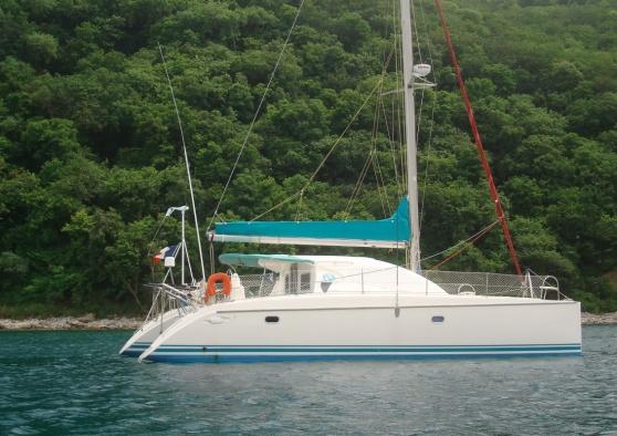 Annonce occasion, vente ou achat 'catamaran en location aux antilles'