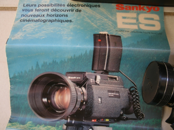 CAMERA SUPER 8 SANKYO