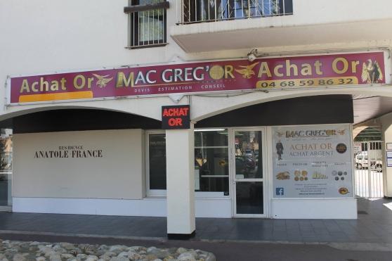 mac gregor l'achat or au prix fort - Annonce gratuite marche.fr