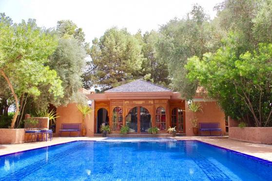 Maisons d'Hôtes-Riad Piscine Location
