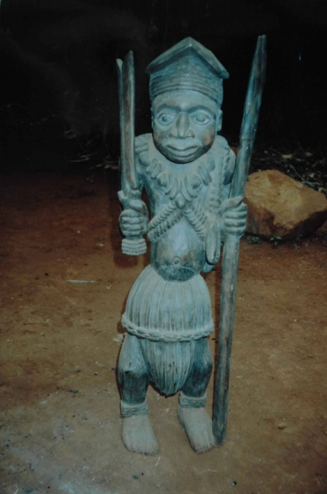 Annonce occasion, vente ou achat 'Statues africaines à vendre'