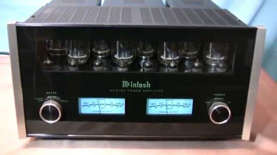 Amplificateur McIntosh MC2102
