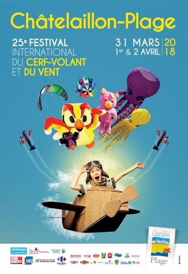 festival du cerf-volant et du vent de ch - Annonce gratuite marche.fr