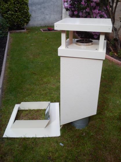 kit complet neuf de cheminée de toit - Annonce gratuite marche.fr