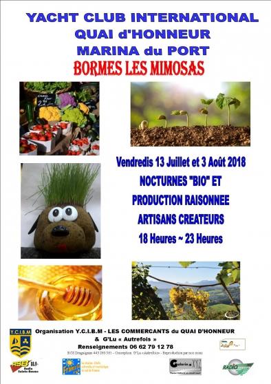 Marche Nocturne Bio Nature Producteurs