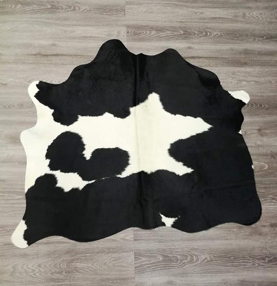 Tapis Zerimar Peau de Vache 135x145 cms