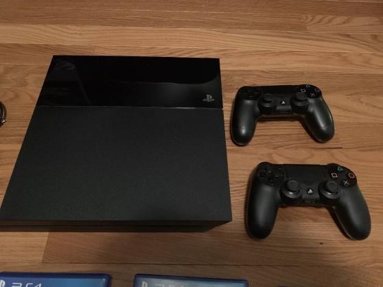 Annonce occasion, vente ou achat 'Console PS4 500GB'