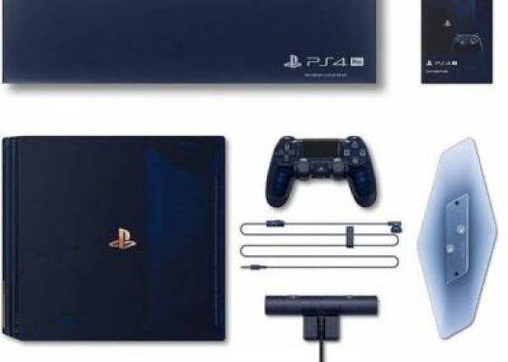 Annonce occasion, vente ou achat 'PS4 pro 2To edition 500 millions 50000'