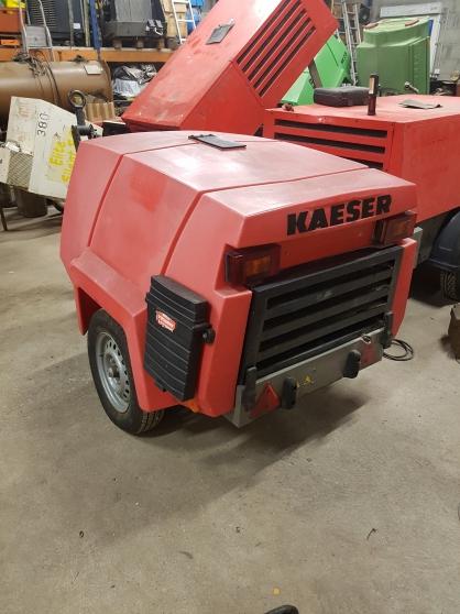 Compresseur kaeser 3000 litres