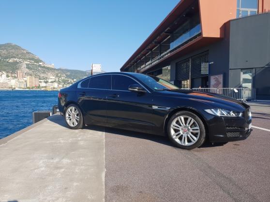 Vends Jaguar 25T 2015 47000km