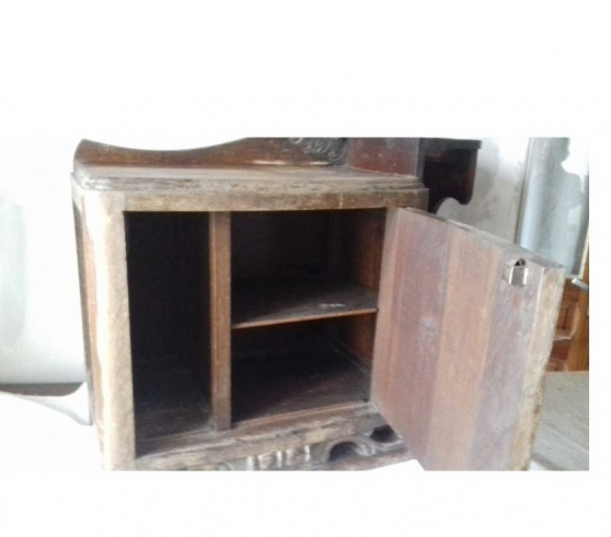 Ancienne Table de nuit - Photo 3