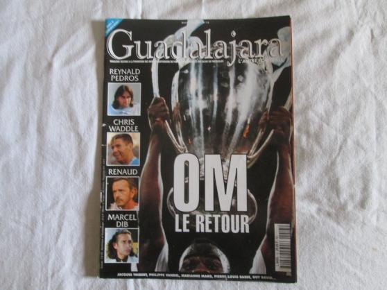 Annonce occasion, vente ou achat 'guadalajara : OM le retour'