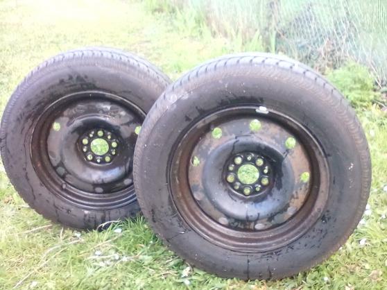 2 roues complètes - Photo 2