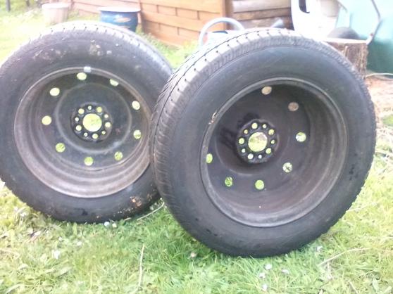 2 roues complètes - Photo 3