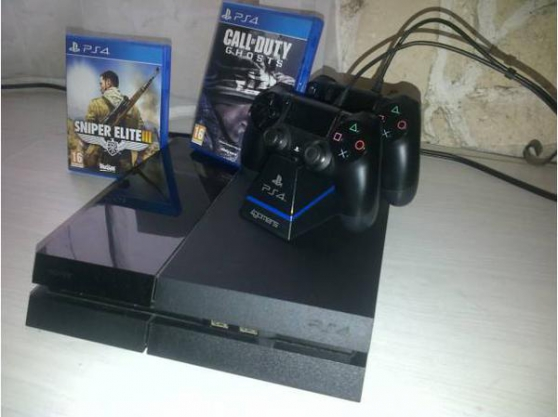 Annonce occasion, vente ou achat 'PLAYSTATION 4'