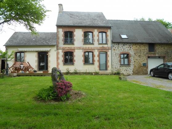 maison de campagne à st-samson - Annonce gratuite marche.fr