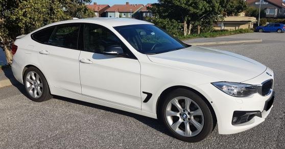BMW Série 3 320i GT HUD 184 ch