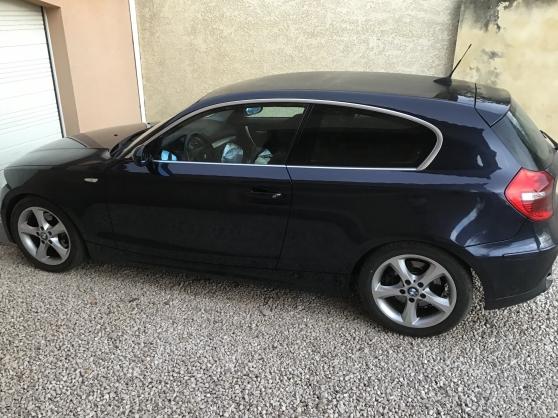 BMW 120d Sport Design 177CH serie 1