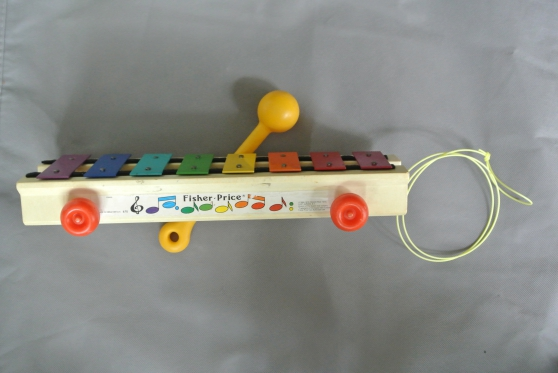 Annonce occasion, vente ou achat 'xylophone fisher price'