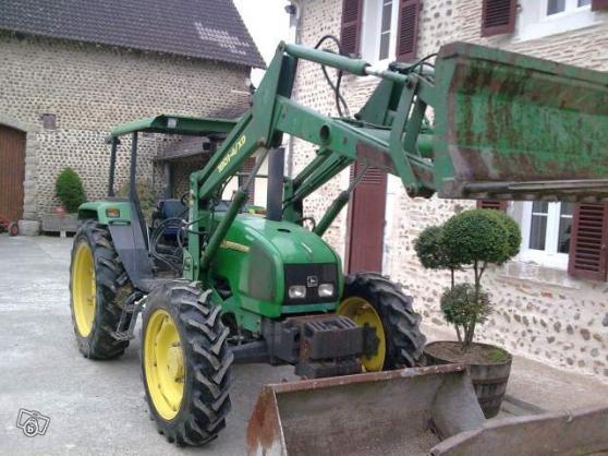 Annonce occasion, vente ou achat 'Tracteur john deere 3200'