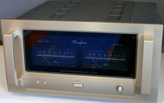 Annonce occasion, vente ou achat 'Accuphase P7100'