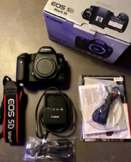 Annonce occasion, vente ou achat 'Canon EOS 5D Mark III'