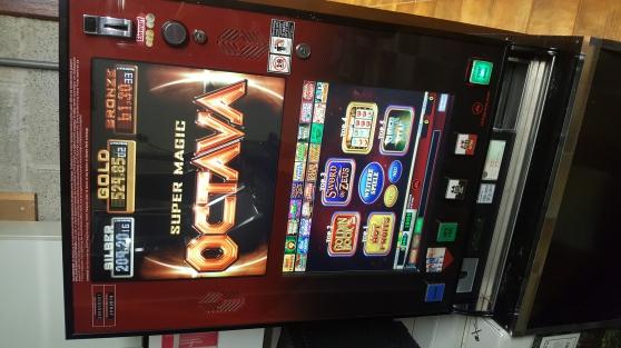 Annonce occasion, vente ou achat 'splendide machine a sous casino en euro!'