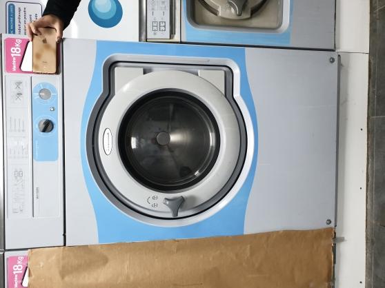 Annonce occasion, vente ou achat 'Electrolux Lave linge Pro 18 Kg'