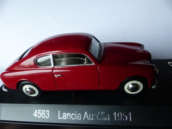 Annonce occasion, vente ou achat 'LANCIA aurelia et astura solido'