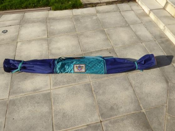 Ski Salomon Prolink L 187 cm avec housse - Photo 2