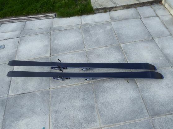 Ski Salomon Prolink L 187 cm avec housse - Photo 4