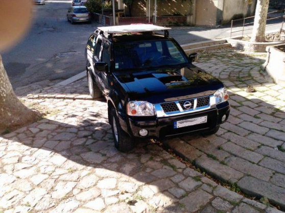NISSAN Pick up 2.5 TDI 133 DOUBLE CABINE