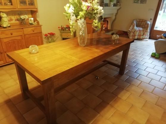 Annonce occasion, vente ou achat 'table fermiere chêne'