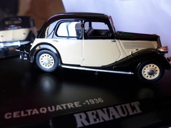 Annonce occasion, vente ou achat 'RENAULT CELTAQUATRE NOREV 1/43ème'
