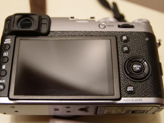 Fujifilm x100t avec adaptateur 50 mm - Photo 2