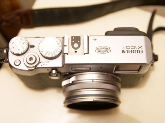 Fujifilm x100t avec adaptateur 50 mm - Photo 3