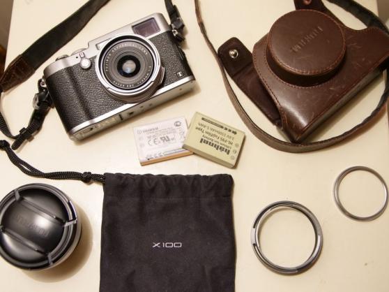 Fujifilm x100t avec adaptateur 50 mm - Photo 4