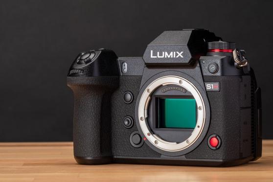Adaptateur Panasonic S1h + pour Canon MC