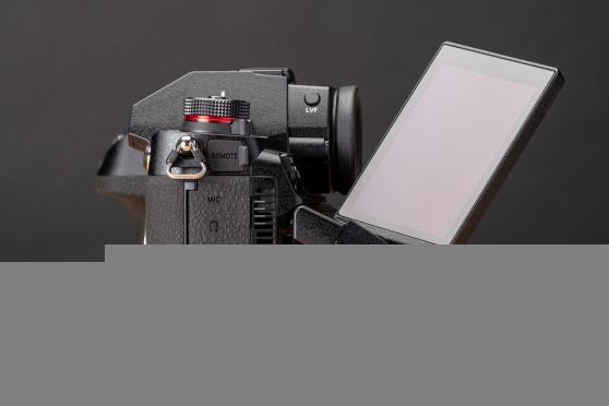 Adaptateur Panasonic S1h + pour Canon MC - Photo 3