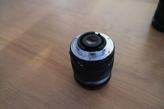 Nikon d5100 avec plusieurs objectifs - Photo 3