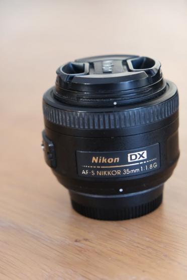 Nikon d5100 avec plusieurs objectifs - Photo 4