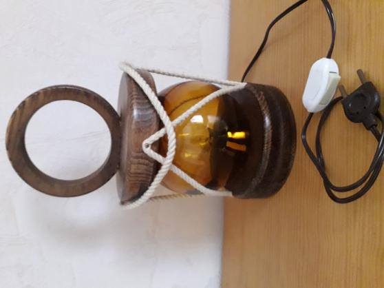 Annonce occasion, vente ou achat 'Lampe décorative vintage'