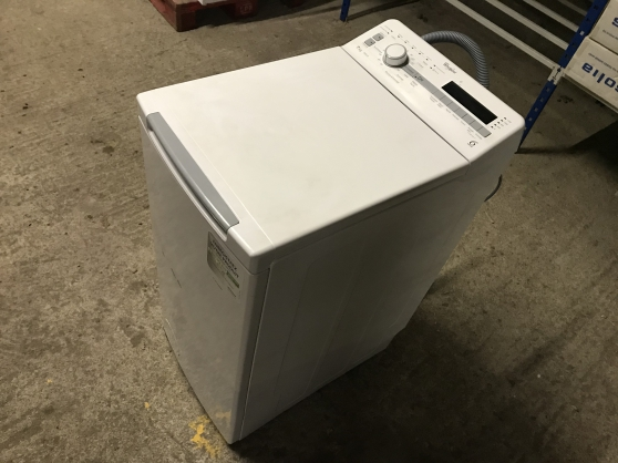 Annonce occasion, vente ou achat 'Lave linge Whirlpool'