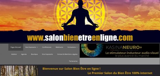 Annonce occasion, vente ou achat 'Salon du Bien-Être en Ligne'
