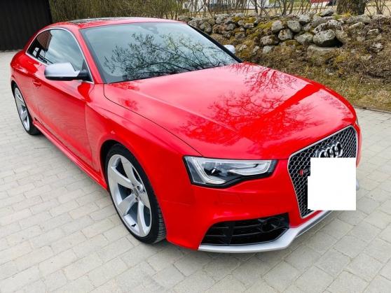 Audi RS5 4.2 450Ch