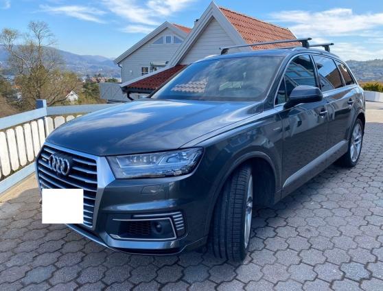 Audi Q7 e-tron - hybride diesel