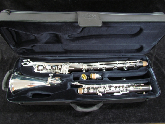Clarinette basse Selmer à l UT