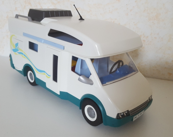 Playmobil 6671 - Famille - camping car - Photo 2