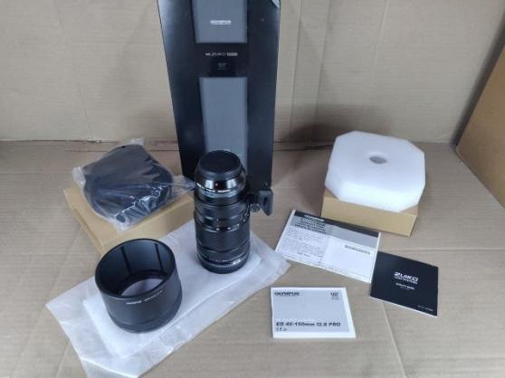 Annonce occasion, vente ou achat 'Objectif Olympus M.Zuiko Pro 40-150 F2.8'